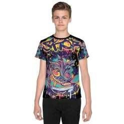 T-Shirts Short Sleeve All Over